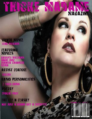 Brickhouse Inc Presents Thicke Madame Magazine