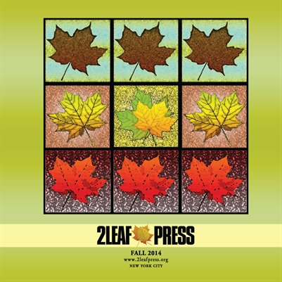 2Leaf Press Fall 2014 Catalog