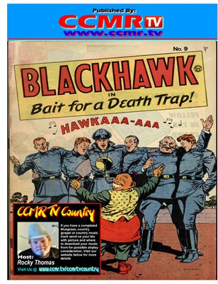 Blackhawk in Bait for a Death Trap