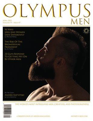 OLYMPUS MEN — Vol 1, Issue 7