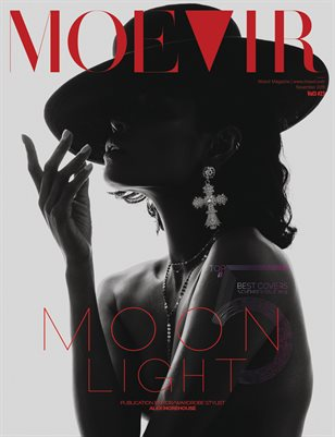 Vol3#23 Moevir Magazine November Issue 2019