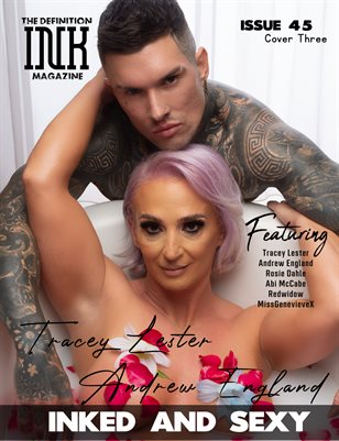 TDM INK Tracey Lester & Andrew England Issue 45 Cover3