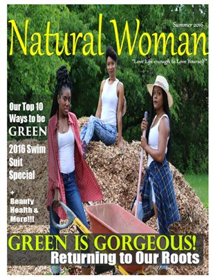 Natural Woman Magazine Summer 2016