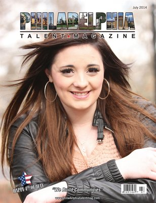 Philadelphia Talent Magazine | July 2014 Edition