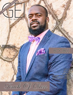 "December 2016 ""Touch Of Class Vol II"" Issue"