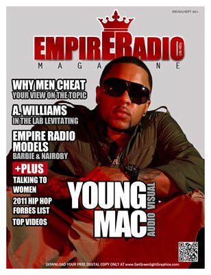 EMPIRE RADIO MAGAZINE ISSUE#2