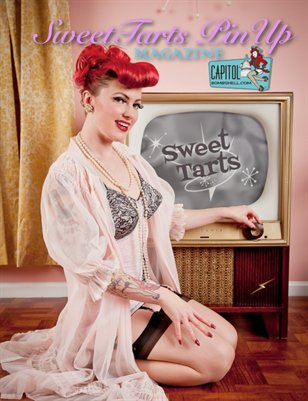 Sweet Tarts Pinup Magazine