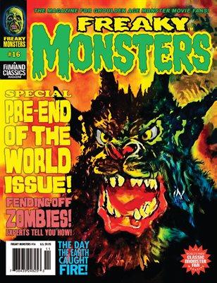 Freaky Monsters #16