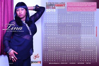 Tina Richardson 2015 Calendar 1