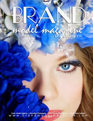 Brand Model Magazine - Issue # 35 BLUE