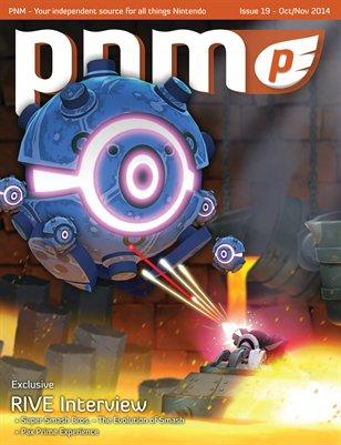 Pure Nintendo Magazine (PNM) Issue 19