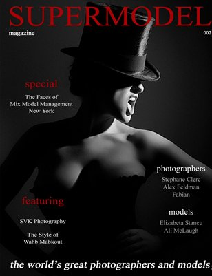 Supermodel Magazine Issue 002