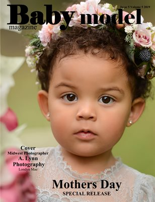 Baby Model magazine Issue 5 Volume 5 2019