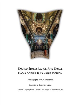 Sacred Spaces Large and Small Exhibit Catalog