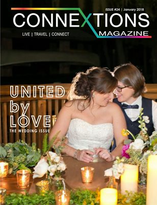 United by Love: The Wedding Issue