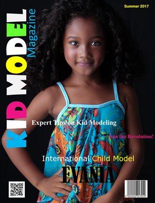 Kid Model Magazine Summer 2017