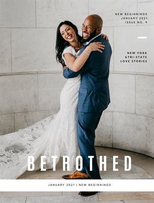 Betrothed Magazine - January 2021