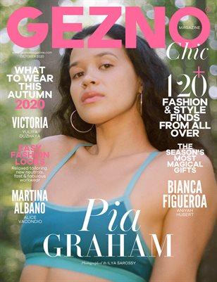 GEZNO Magazine October 2020 Issue #04