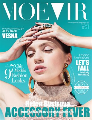 Moevir Magazine Issue October 2019 vol.21 No.2