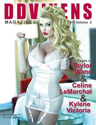DDVIXENS Magazine Vol 2