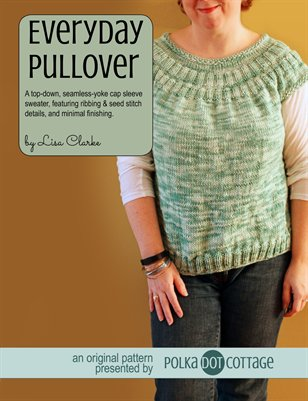 Everyday Pullover Knitting Pattern
