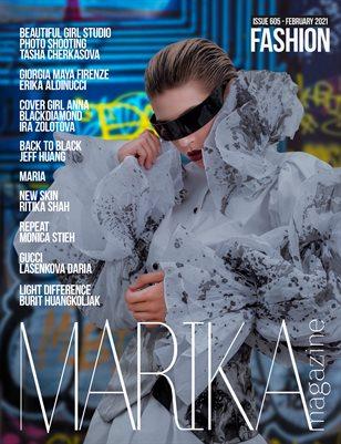 MARIKA MAGAZINE FASHION (ISSUE 605 - February)
