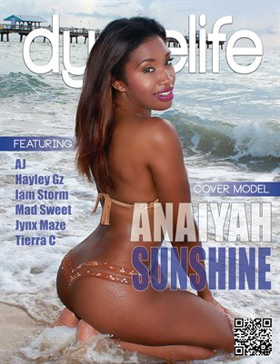 Dymelife Magazine Swimsuit Issue #22 PART ONE (Anaiyah Sunshine)