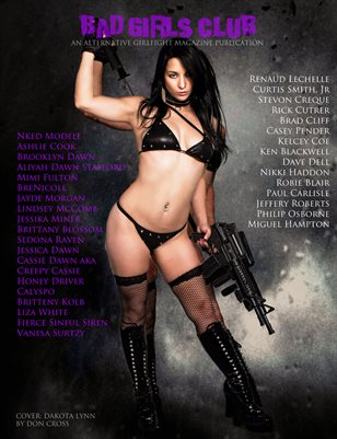 Bad Girls Club | An Alternative GIRLFIGHT Magazine