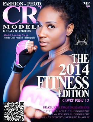 CRUSH Model Magazine 2014 Fitness Edition
