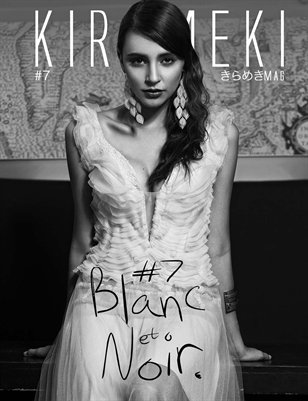 Kirameki Mag Issue#7 Blanc et Noir