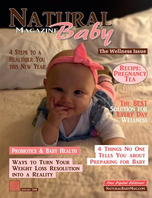 Natural Baby Magazine January 2018