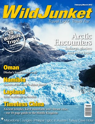 WildJunket Magazine February/March 2012