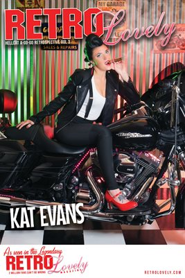 Kat Evans Cover Poster