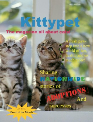 Kittypet July/August