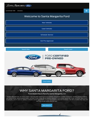 Ford Dealers in Orange County