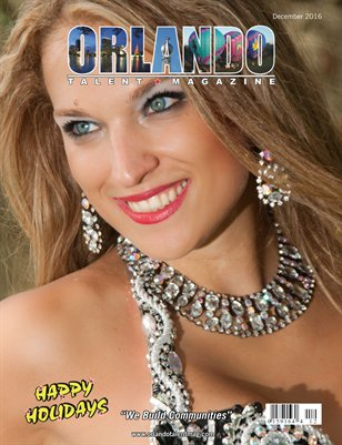 Orlando Talent Magazine December 2016 Edition
