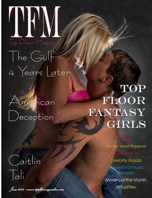 Top Floor Magazine June 2014