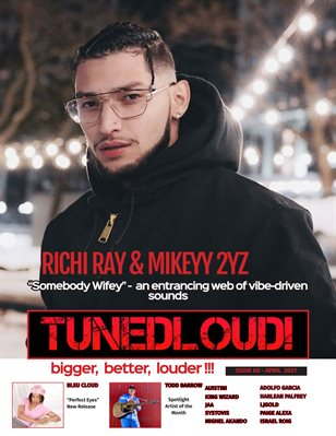 TunedLoud Magazine April 2021