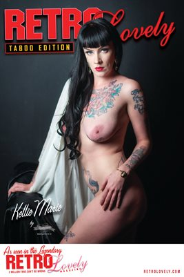 Kellie Marie Cover Poster