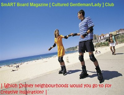 SmART Board Magazine [ Cultured Gentleman/Lady ] Club