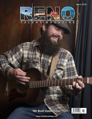 Reno Talent Magazine March 2016 Edition