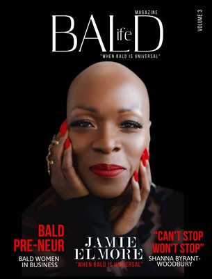 Bald Life Magazine Volume 3 2021