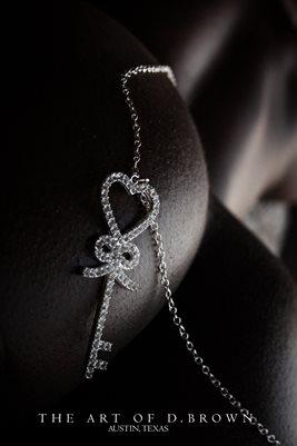 Ebony Key To My Heart 1