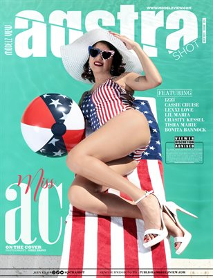 AQSTRASHOT JULY 2021 - USA INDEPENDENCE DAY SPECIAL | ISSUE 131 ]