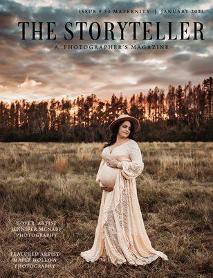 The Storyteller Magazine Issue # 53 Maternity