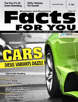 Facts for you, December 2012