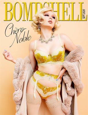BOMBSHELL Magazine September 2020 - Chère Noble Cover