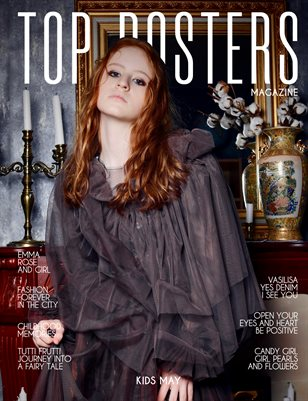 TOP POSTERS MAGAZINE- KIDS, MAY
