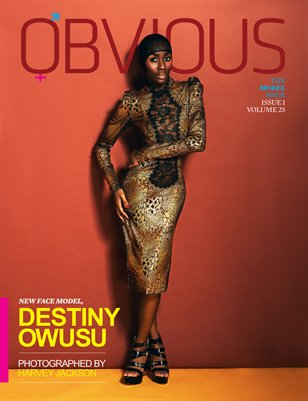 THE MODEL ISSUE | DESTINY OWUSU