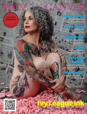 Issue #45 - Ivy League Ink